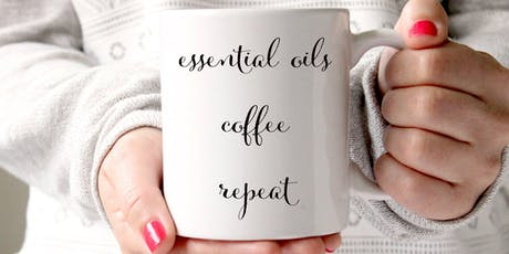 Essential Oil Coffee Chat tickets
