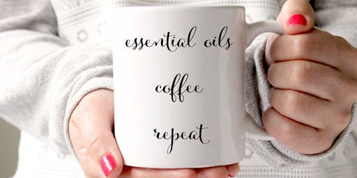 Essential Oil Coffee Chat