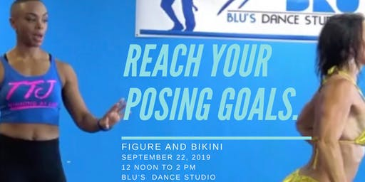 Figure and Bikini Posing Workshop