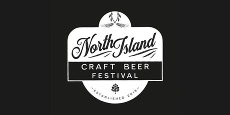 North Island Craft Beer Festival tickets