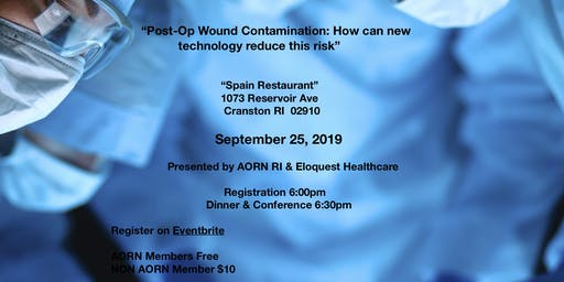 Post-Op Wound Contamination: How can new technology reduce this risk
