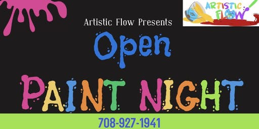 Open Paint Night