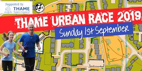 Thame Urban Race 2019 tickets