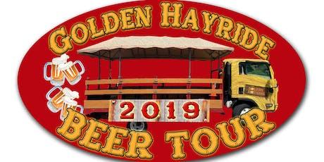 2019 Golden Hayride Beer Tour- October 19th tickets