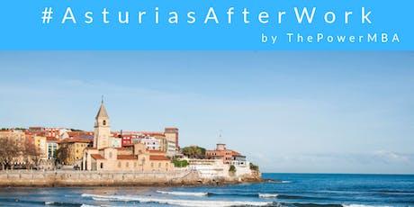 #AsturiasAfterWork entradas