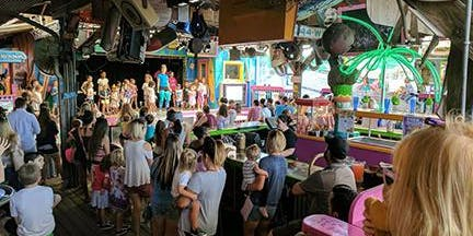 Kid's Day Fall 2019 at Fudpucker's in Destin