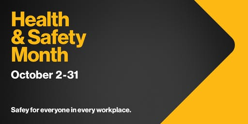Geelong Health and Safety Month Conference 2019