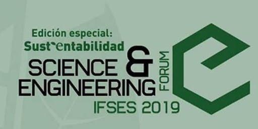International Forum of Science Engineering Student 2019 (IFSES)
