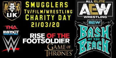 Smugglers Tv/Film Charity Day 2