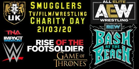 Smugglers Tv/Film Charity Day 2 tickets