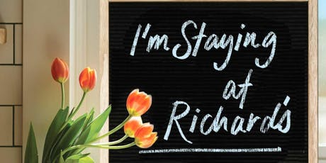 In conversation with Bernadette Agius; presenting  I'm Staying at Richard's; Raising the exceptional Son I never expected tickets