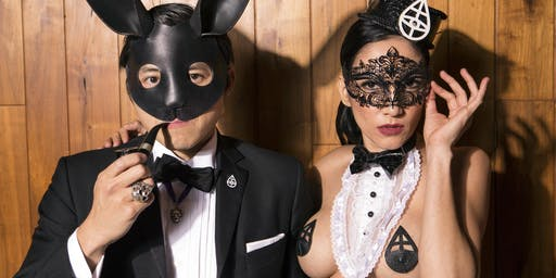 Secret Desires Halloween Ball