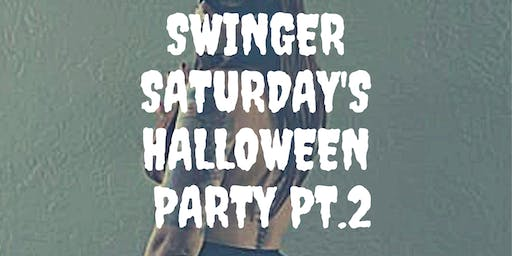 Swinger Saturday's in Durham: Halloween Party