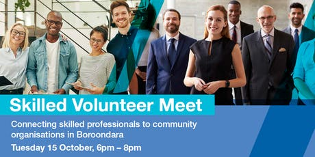 Skilled Volunteer Meet tickets