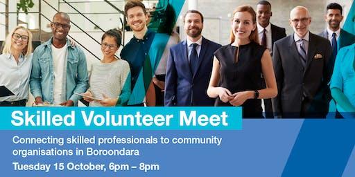 Skilled Volunteer Meet