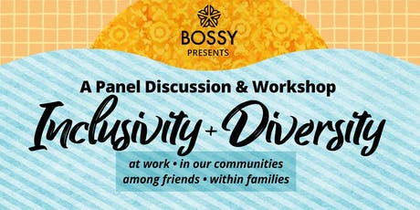 Inclusivity & Diversity Workshop tickets
