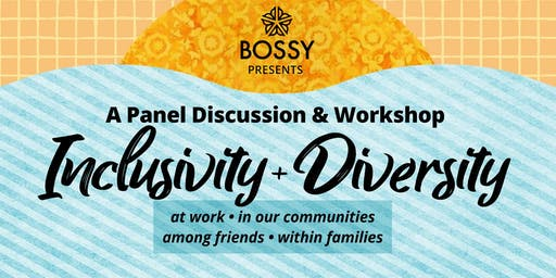 Inclusivity & Diversity Workshop