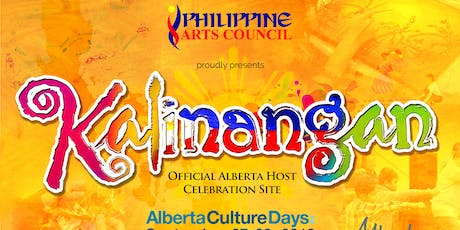 Kalinangan: a Philippine Culture Days Celebration tickets