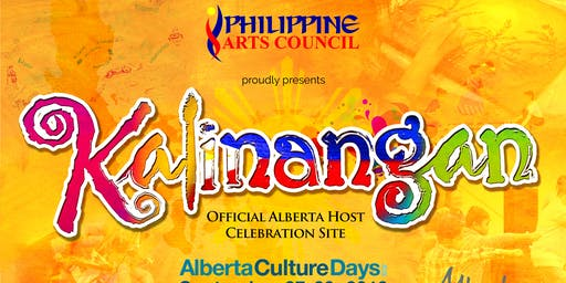 Kalinangan: a Philippine Culture Days Celebration