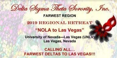 "2019 Farwest Regional Retreat ""NOLA to Las Vegas"""
