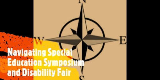 Navigating Special Education Symposium and Disability Fair