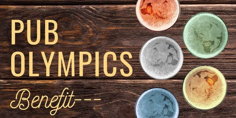 Pub Olympics tickets
