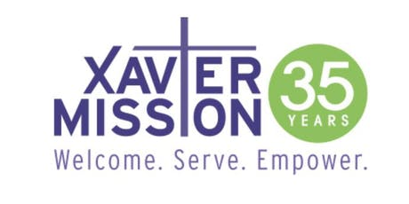 Dishwashing at meal service - Xavier Mission  tickets