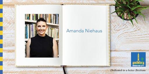 Meet Amanda Niehaus - Kenmore Library