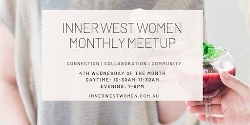 Inner West Women Monthly Meetup
