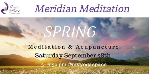 Meridian Meditations