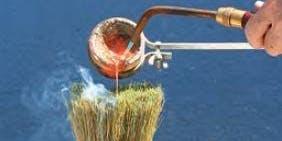 Broom Casting Earring Workshop