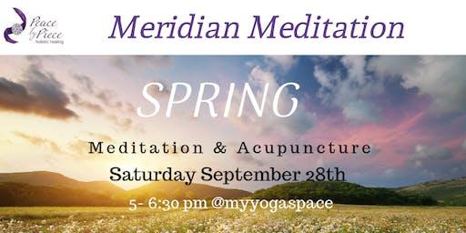 Meridian Meditation - Spring