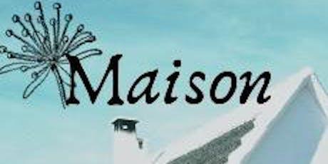 MAISON Pop-Up Dinner tickets
