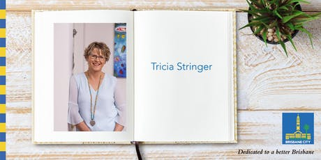 Meet Tricia Stringer - Kenmore Library tickets