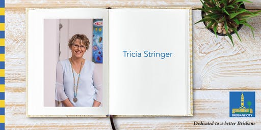 Meet Tricia Stringer - Kenmore Library