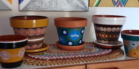 Kambarang Over 55s Pot Decorating tickets
