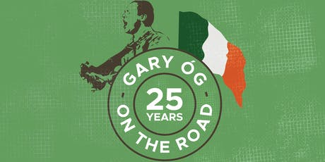 Gary Óg live in Brisbane tickets