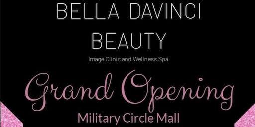 Military Circle Mall Spa Grand Opening