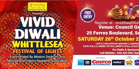 Vivid Diwali-Whittlesea 2019 tickets