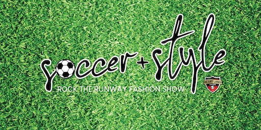 "2019 Heartland Soccer Association ""Rock the Runway [Soccer + Style]"" Fashion Show"