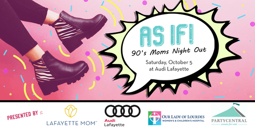 Lafayette Mom // Moms Night Out 2019