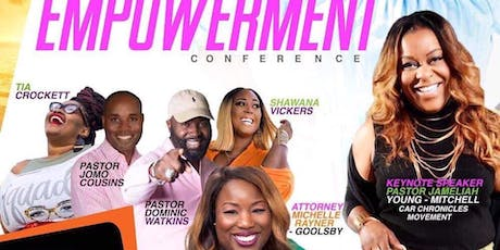 LYTL, Inc.- Life Empowerment Conference tickets