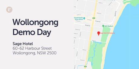 Wollongong | Sat 16th November tickets