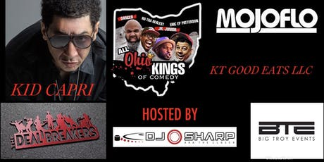 2019 LIBRA/SCORPIO BASH FEAT. KID CAPRI, MOJOFLO, DEALBREAKERS & MORE! tickets