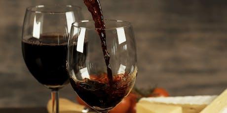 CHOCOLATE + WINE PAIRING tickets
