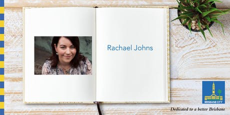 Meet Rachael Johns - Indooroopilly Library tickets