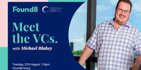 Meet The VCs Series - Cocoon Capital tickets