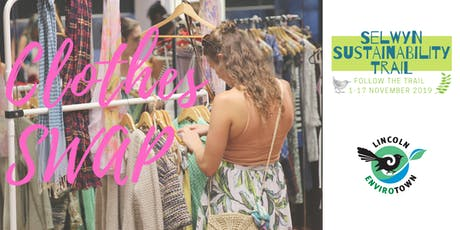 Clothes Swap - Selwyn Sustainability Trail tickets