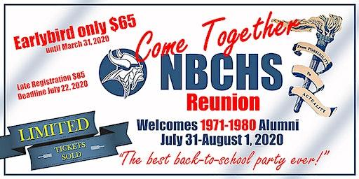 NBCHS Come Together Reunion 2020