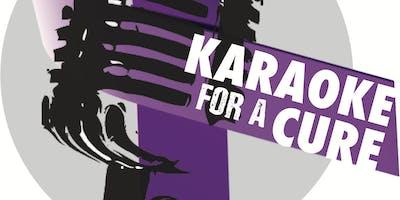 Karaoke For A Cure